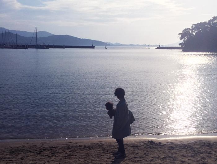 福岡市内の海が近く、転勤族が多いエリアに住んでいました。